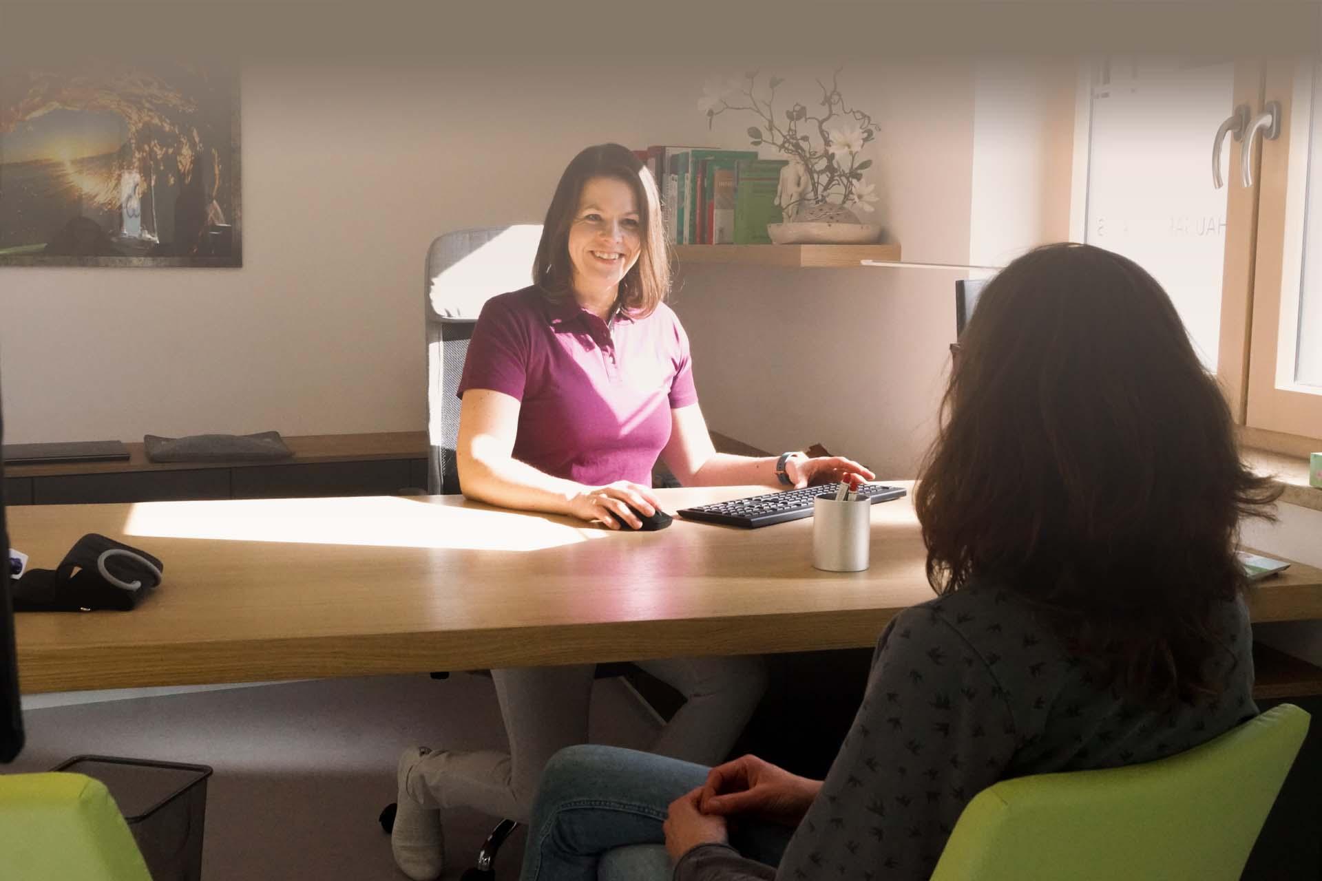Beratung in der Hausarztpraxis Unkel